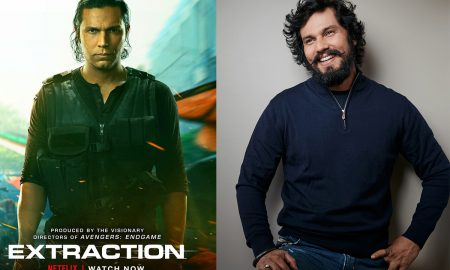 Randeep Hooda, Hollywood talent agency