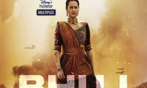 First look, Sonakshi Sinha, Bhuj: The Pride of India