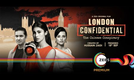 Mouni Roy, London Confidential