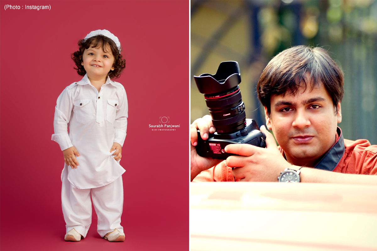 Kids photographer, Saurabh Panjwani