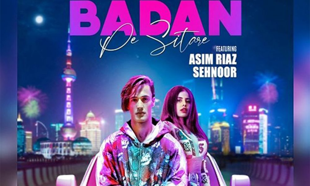 Asim Riaz's new music video 'Badan Pe Sitare' is a visual rager!