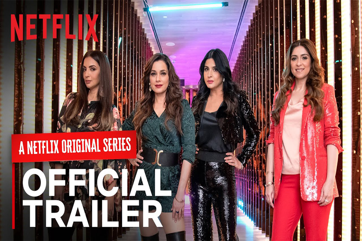 Netflix, Fabulous Lives Of Bollywood Wives