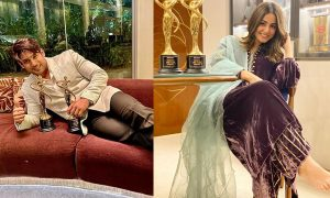 Gold Glam and Style Awards 2020, Nyra Banerjee, Gauahar Khan, Hina Khan, Siddharth Shukla
