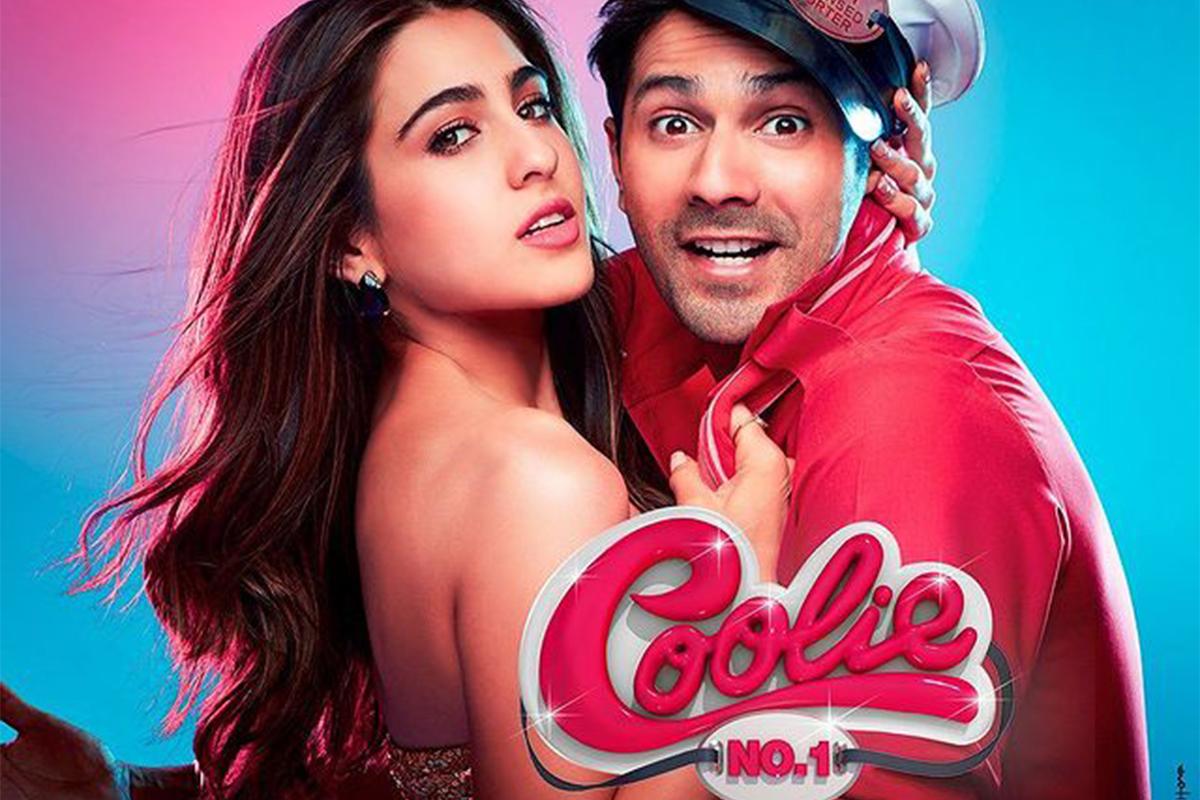 Coolie No. 1, Trailer, Varun Dhawan, Sara Ali Khan