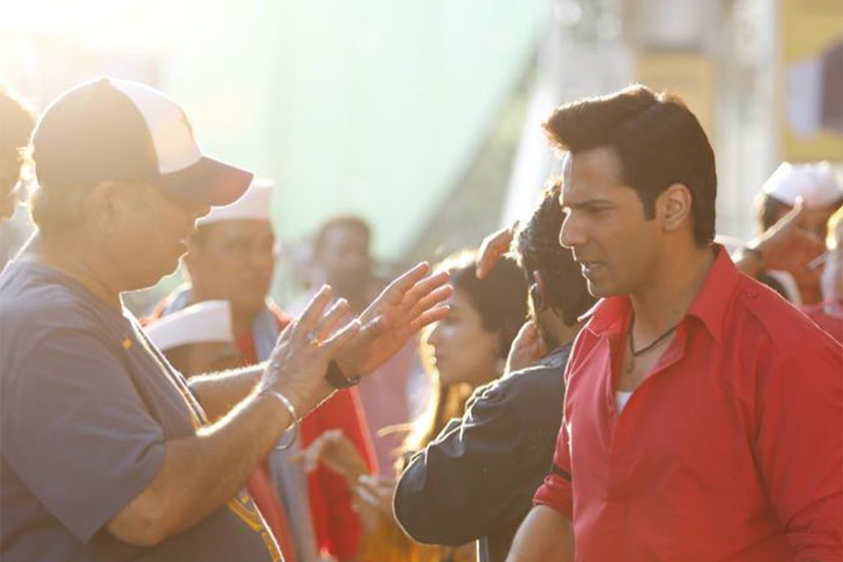 Varun Dhawan, Coolie No.1