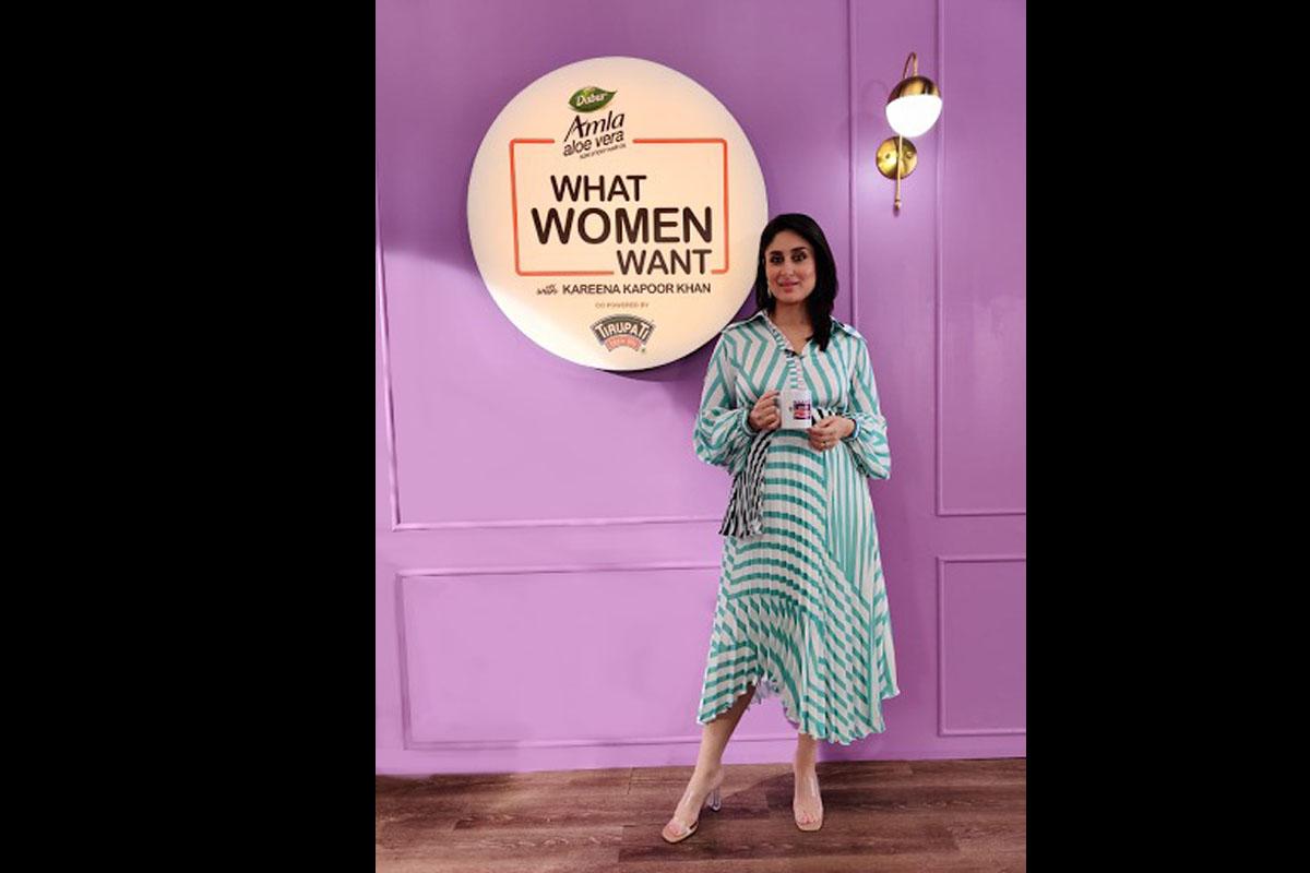 Kareena Kapoor Khan, What Women Want