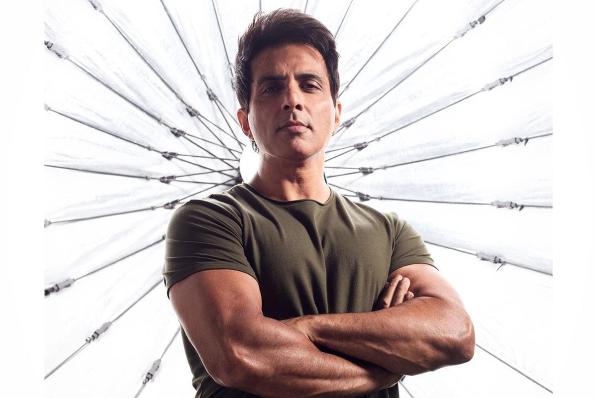 Sonu Sood is the No. 1 Asian Celebrity of 2020 as per Eastern Eye.