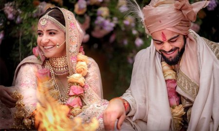 Anushka Sharma, Virat Kohli, Marriage Anniversary