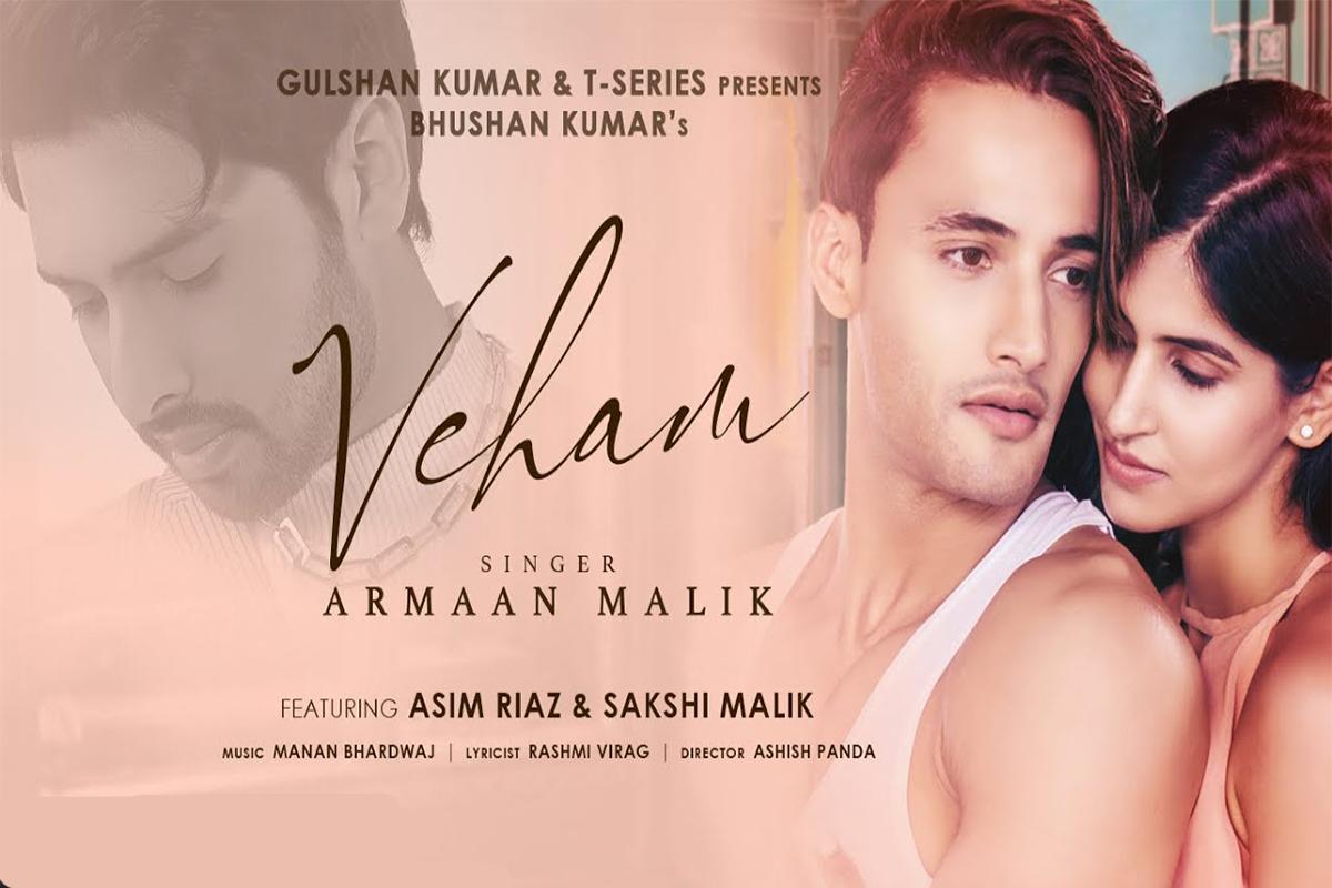 Asim Riaz, Sakshi Malik, Veham