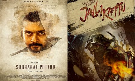 Soorarai Pottru, Jallikattu, Asuran, Golden Globe Awards 2021