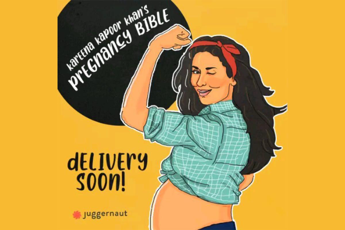Kareena Kapoor Khan, Kareena Kapoor Khan's Pregnancy Bible
