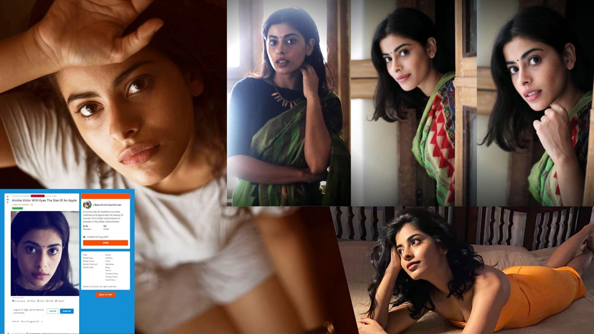 Anisha Victor is the apple of Reddit's eyes - Bollywood ...