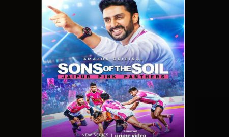 Abhishek Bachchan, Sons of the Soil