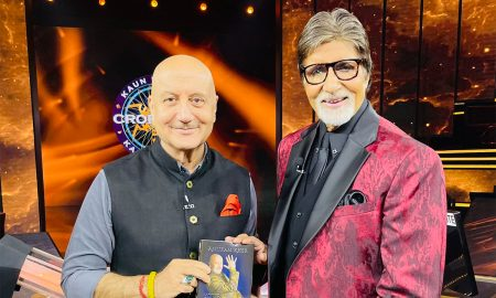 Anupam Kher, Amitabh Bachchan, Your Best Day Is Today