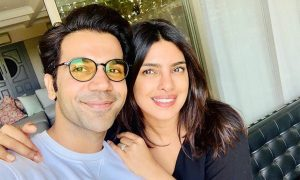 The White Tiger, Priyanka Chopra, Rajkummar Rao