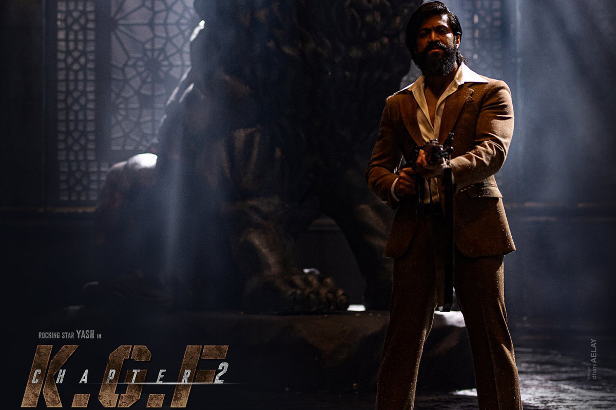 KGF: Chapter 2 Release Date, Yash