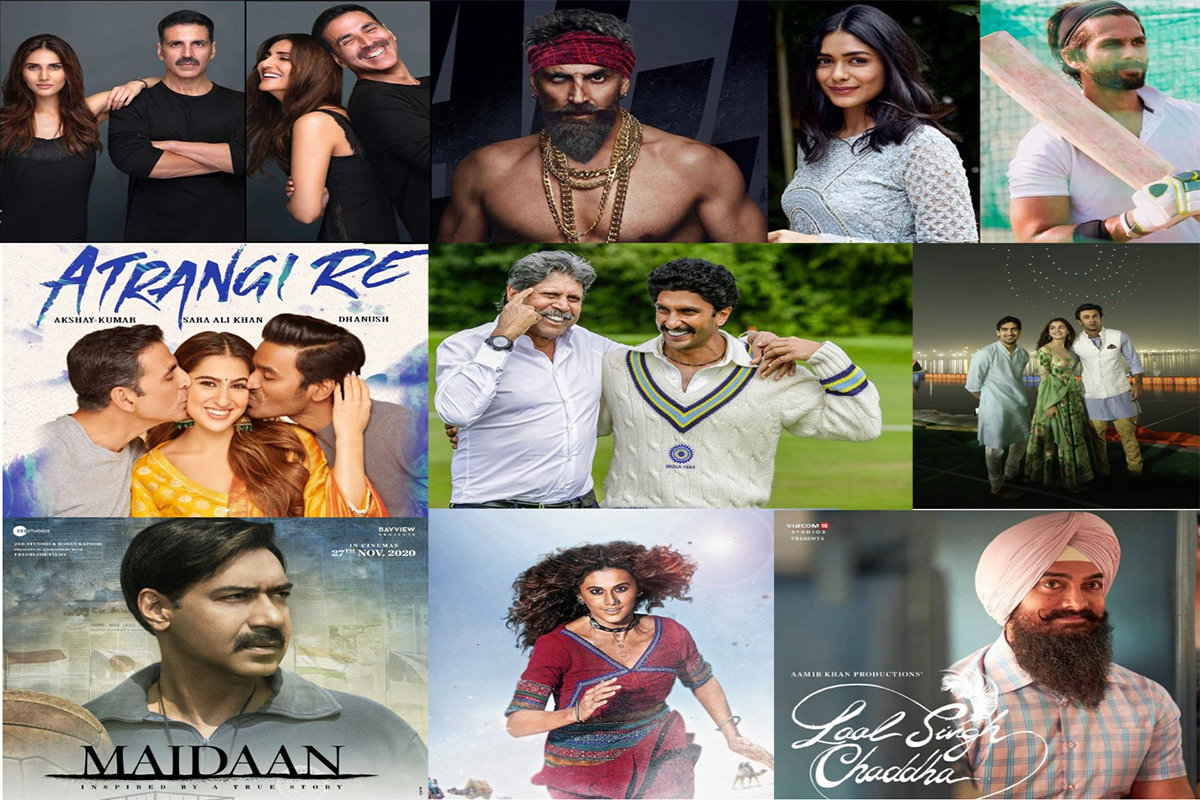 Bollywood, 2021, 2021 releases