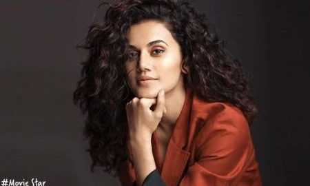 Taapsee Pannu, icons for Change