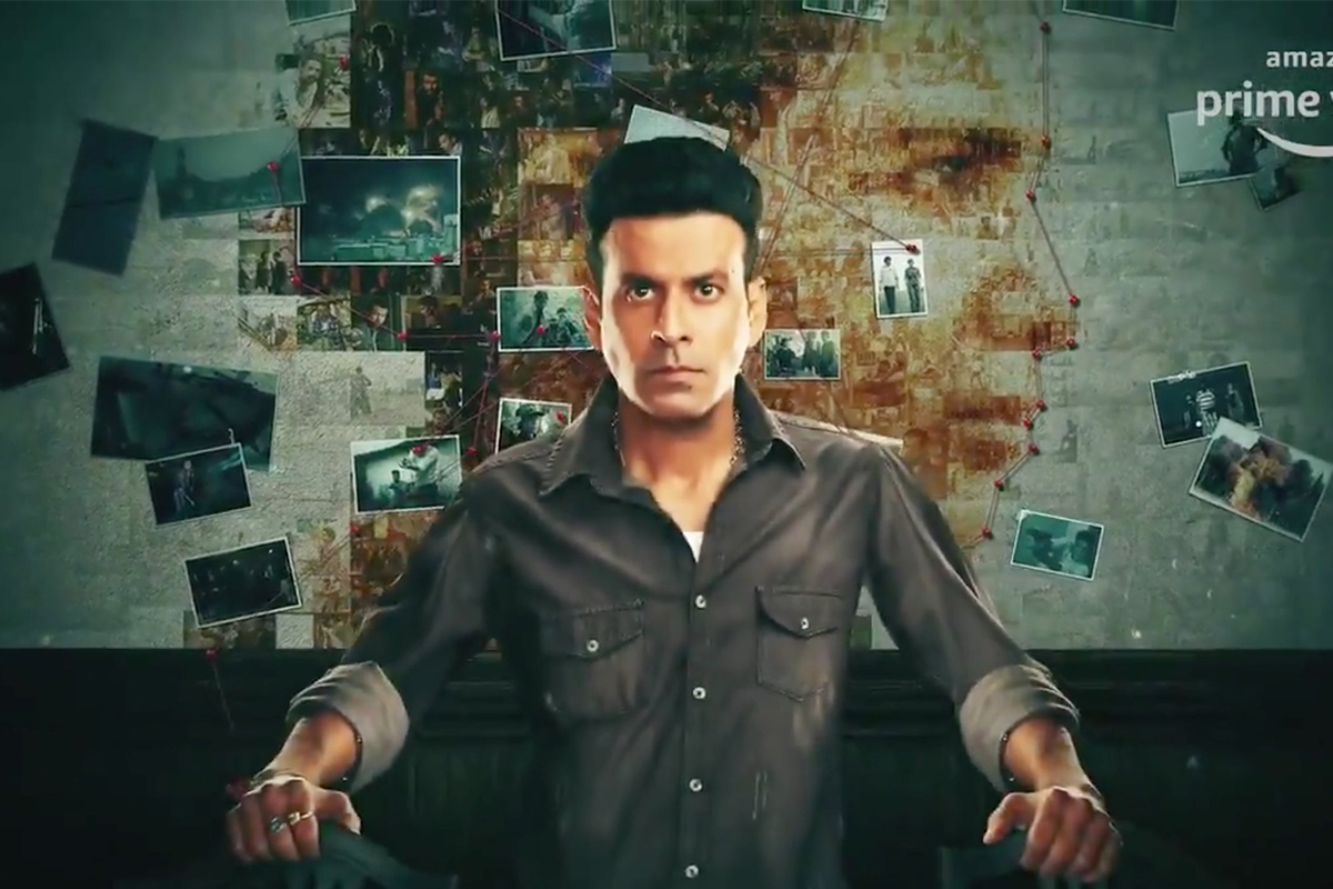 Family Man 2, Manoj Bajpayee