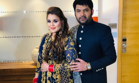 Kapil Sharma, Ginni Chatrath