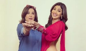 Shilpa Shetty, Farah Khan