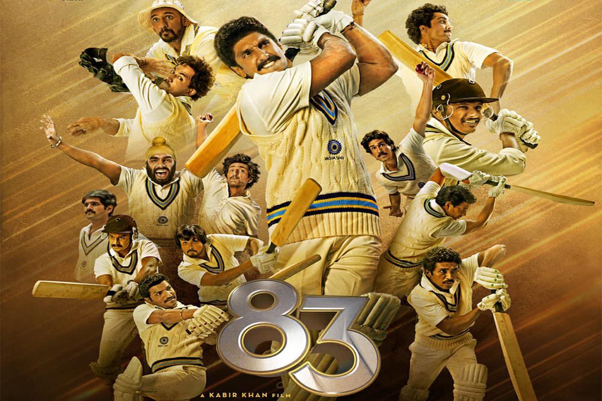 83, Ranveer Singh