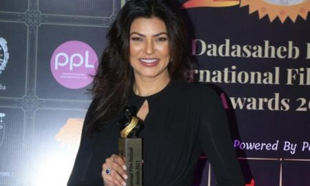 Sushmita Sen, Best Actress Award