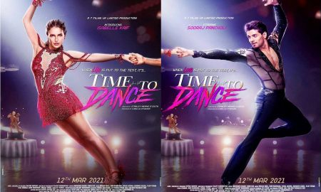 Isabelle Kaif, Time To Dance