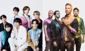 BTS, Coldplay, Fix You