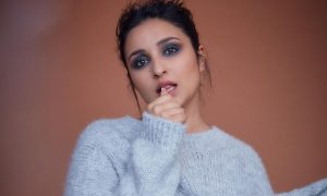 Parineeti Chopra, The Girl On The Train