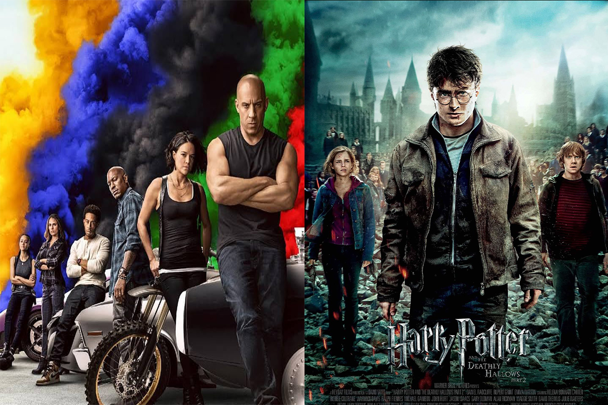 International movie franchises India is crazy about!