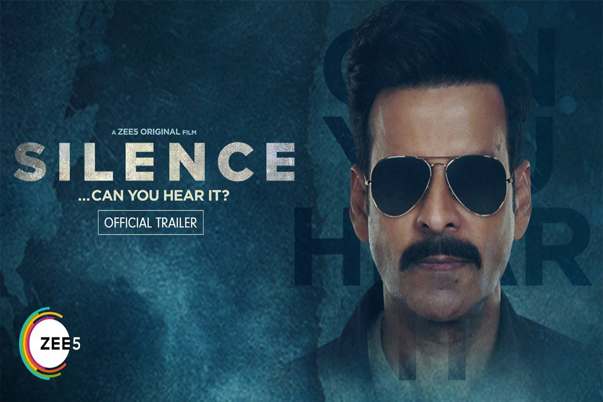 Manoj Bajpayee, Silence...Can You Hear It?
