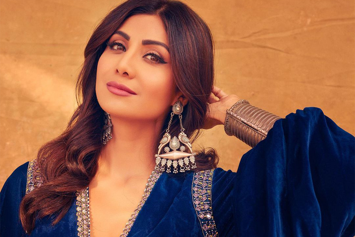 Shilpa Shetty, fashion