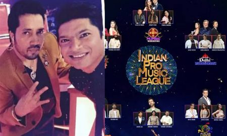 Indian Pro Music League, Mika Singh, Shaan