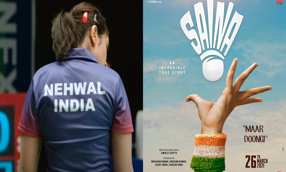 Saina release date promo out; Most anticipated sports biopic of 2021
