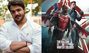 Ashish Chanchlani, The Falcon and the Winter Soldier