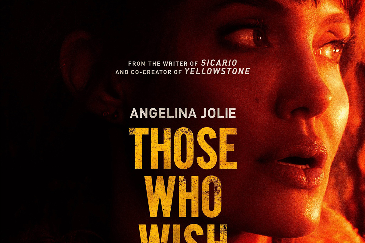 Angelina Jolie, Those Who Wish Me Dead
