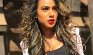Nia Sharma, Funny video